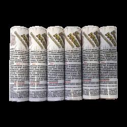 Цветные дымы, набор «Белый»,  6 шт,  (S-60 Wx6) - Фото 1
