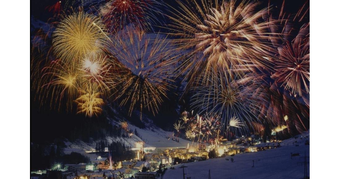 Що за Новий рік без феєрверків?